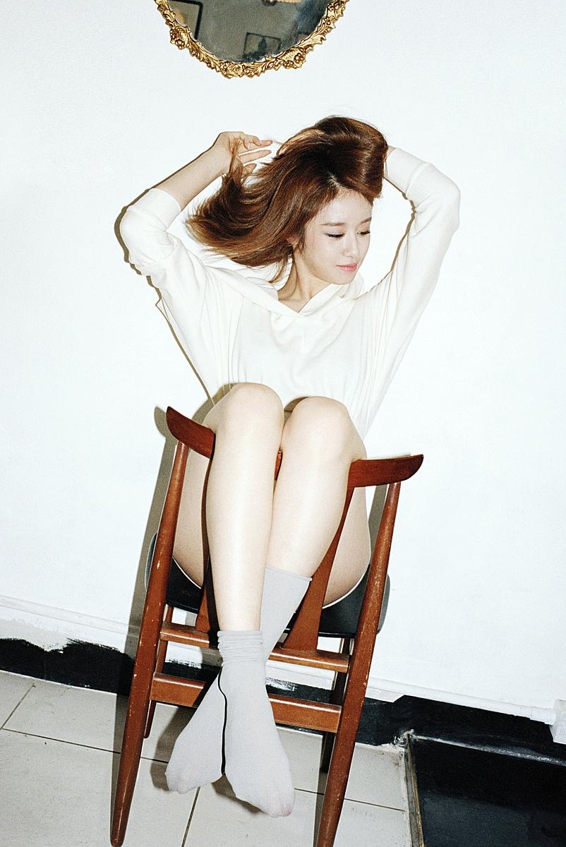Những hình ảnh teaser mới nhất của Jiyeon
