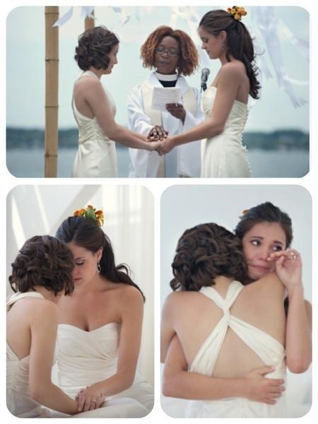 Nếu bạn được mời tới một đám cưới đồng tính