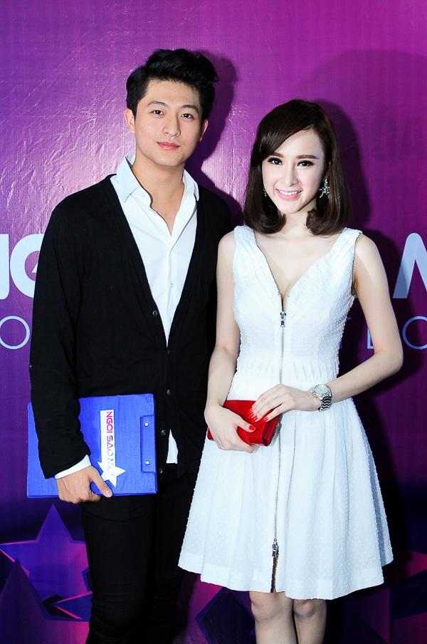 Harry Lu và Angela Phương Trinh