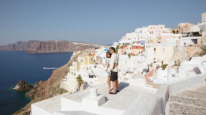 10 địa điểm tuyệt vời cho tuần trăng mật ngọt ngào
