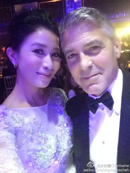 George Clooney - Xa Thi Mạn