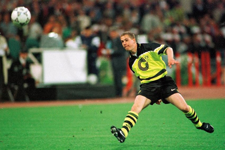 Lars Ricken, Borussia Dortmund 1997