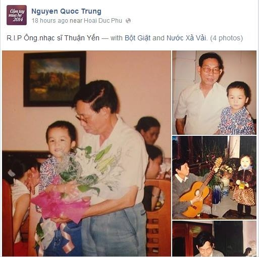 Nhạc sĩ Quốc Trung - Tin sao Viet - Tin tuc sao Viet - Scandal sao Viet - Tin tuc cua Sao - Tin cua Sao