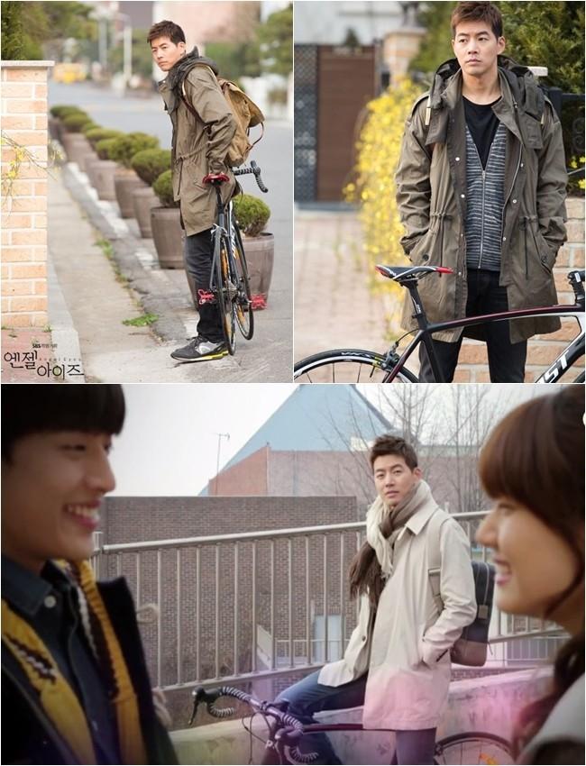 Angel Eyes đang là drama cuối tuần rất được yêu thích trên sóng đài SBS. Dàn sao nam trong phim luôn gây sức hút như Lee Sang Yoon, Kim Ji Suk, Seungri... Đặc biệt, vẻ lịch lãm, quyến rũ và hiền lành của Lee Sang Yoon trong vai Park Dong Joo cũng lấy lòng không ít phái nữ.