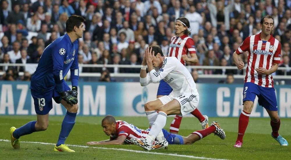 Gareth Bale tiếc nuối cơ hội...