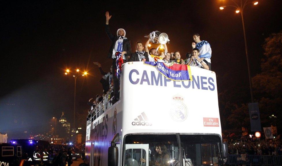 Chiến tích lịch sử của Ronaldo, Bale, Ramos và các đồng đội