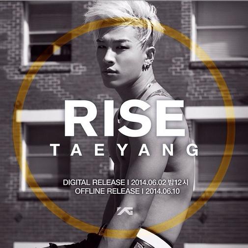 """Taeyang khoe hình """"nhá hàng"""" single mới"""