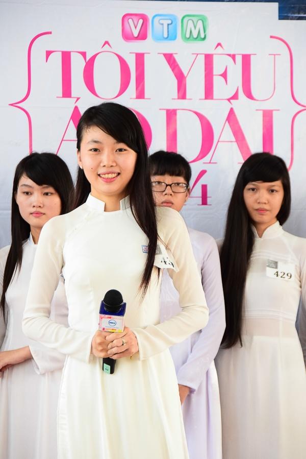 """Sự tự tin là """"điểm cộng"""" cho những thí sinh trường Châu Văn Liêm (Cần Thơ)"""