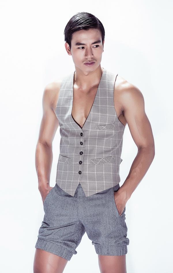 Tuy nhiên anh chàng 9X này vẫn quyết tâm trở thành một diễn viên với những vai diễn đa dạng hơn trong các bộ phim Việt sắp trình chiếu trong thời gian tới.