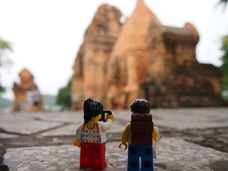 Từ bãi biển đến tháp Chàm Ponagar ở xứ biển Nha Trang,…