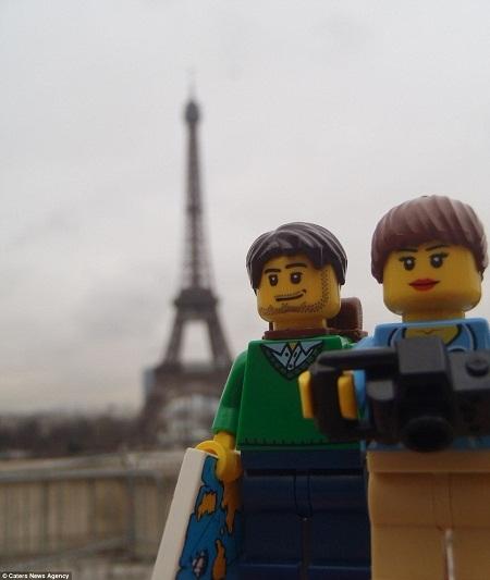 Tháp Effiel, Paris, Pháp