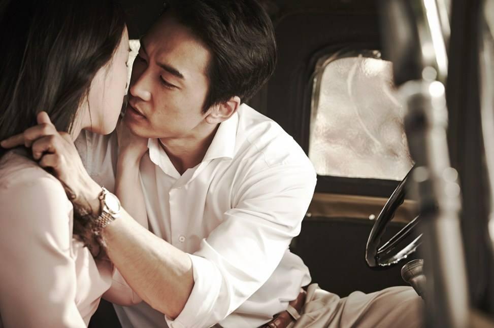 Những cảnh thân mật của Song Seung Hun trong phim Human Addiction