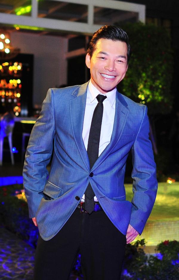 """Trần Bảo Sơn cho biết, năm 2014 sẽ là năm anh bận rộn với phim ảnh. Sau """"Những người con của làng"""", có thể anh sẽ tiếp tục tham gia một bộ phim nhựa của một đạo diễn Việt kiều."""