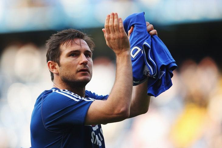 Lampard đạt được thỏa thuận với New York City