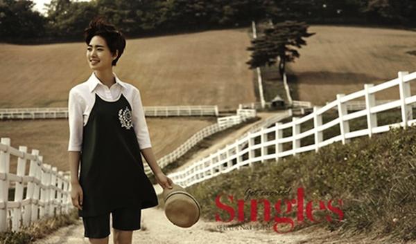 Jin Se-yeon -Singles