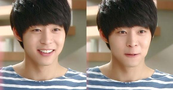 Hình ảnh điển trai lung linh của anh chàng Yoochun