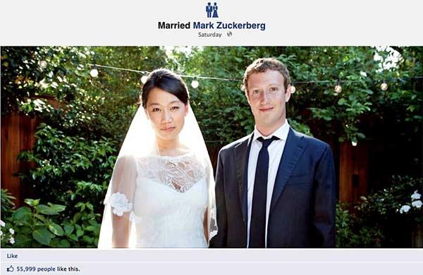 Cặp đôi học chung ở Harvard và hẹn hò gần cả thập kỷ trước khi đi đến hôn nhân vào tháng 5 năm 2012.