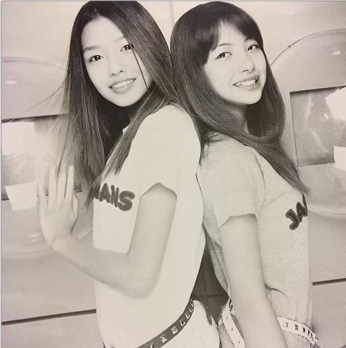 """Sooyoung """"hoài niệm"""" về thời ra mắt ở Nhật vào 12 năm trước với nội dung: """"Marina-chan, cậu có khoẻ không hả? Mình nhớ cậu quá đi. Cậu có SNS không vậy?"""""""