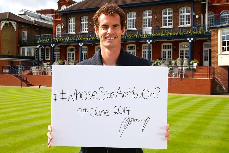 Andy Murray - Tin sao Viet - Tin tuc sao Viet - Scandal sao Viet - Tin tuc cua Sao - Tin cua Sao