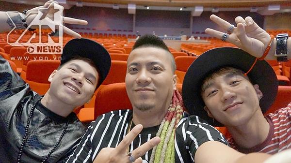 Hoàng Tôn - DJ Wang và Sơn Tùng M-TP - Tin sao Viet - Tin tuc sao Viet - Scandal sao Viet - Tin tuc cua Sao - Tin cua Sao