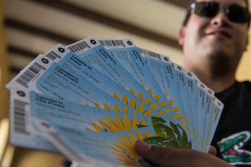 Ở Brazil, phe vé có thể phải ngồi tù 3 đến 4 nă