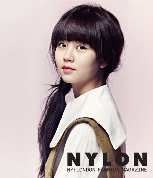 Diễn viên nhí Kim So Hyun
