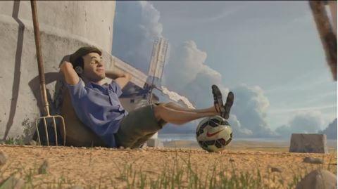 Iniesta làm một nông dân chính hiệu