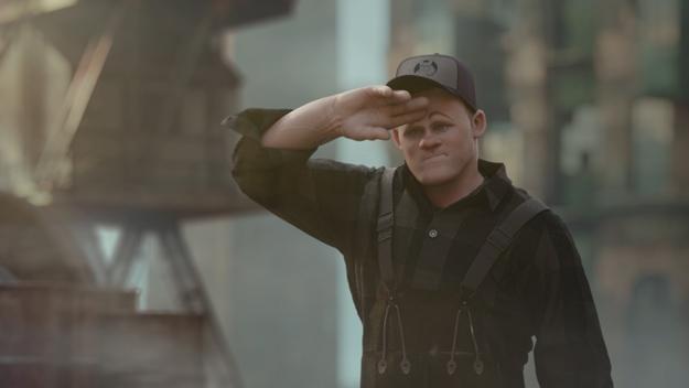 Wayne Rooney trở thành ngư dân