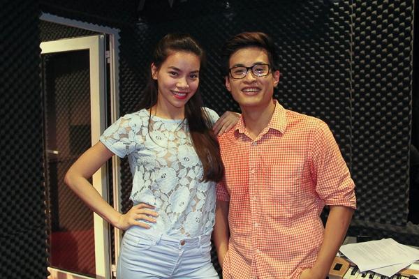 Cả Hồ Ngọc Hà và Hà Anh Tuấn đều được biết đến như những ca sĩ hàng đầu Việt Nam hiện nay, cả hai từng hợp tác với nhau rất thành công trong một số dự án âm nhạc cách đây hơn 3 năm. - Tin sao Viet - Tin tuc sao Viet - Scandal sao Viet - Tin tuc cua Sao - Tin cua Sao