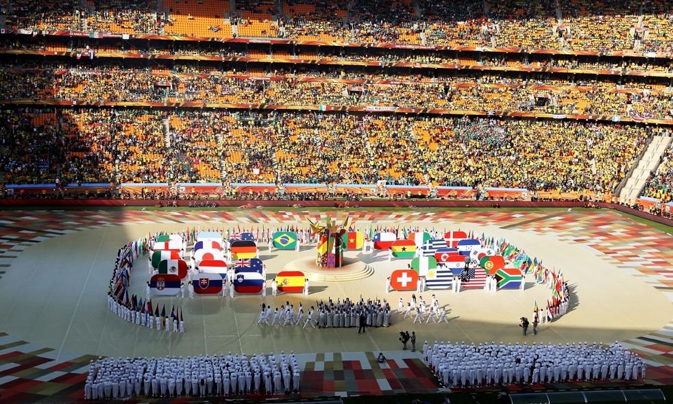 Brazil hứa hẹn sẽ mang đến lễ khai mạc hoành tráng nhất từ trước đến giờ