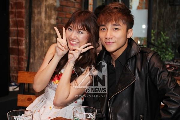 Hari Won và Sơn Tùng sẽ vào vai một cặp trời sinh với cái tên: Sky và Đình Phong - Tin sao Viet - Tin tuc sao Viet - Scandal sao Viet - Tin tuc cua Sao - Tin cua Sao