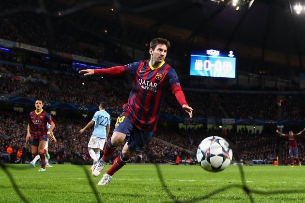 'Bọ chét nguyên tử' Messi