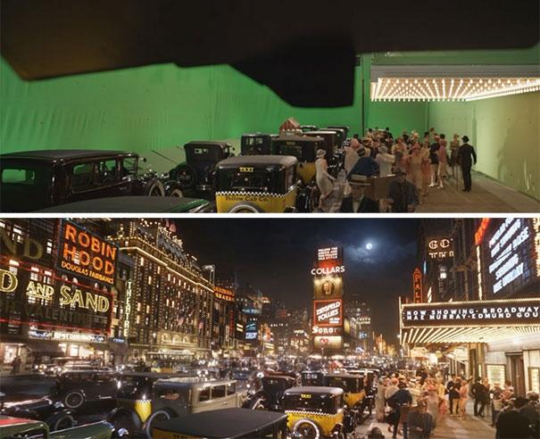 Thành phố New York ở thập niên 1920 đầy ánh sáng