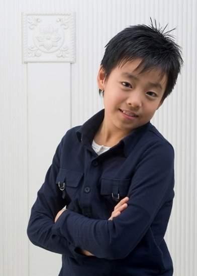 Lee Hyun Woo lúc là diễn viên nhí
