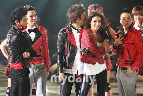 Với Lee Hyori, chỉ cần có Big Bang là quá đủ