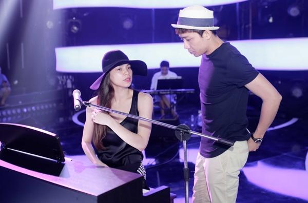 Không chỉ thế, Hồ Ngọc Hà sẽ thể hiện khả năng chơi đàn piano của mình. - Tin sao Viet - Tin tuc sao Viet - Scandal sao Viet - Tin tuc cua Sao - Tin cua Sao