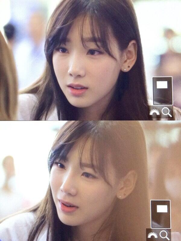 Những giọt nước mắt của Taeyeon khiến các fan không khỏi lo lắng