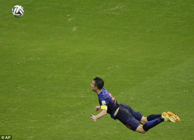 Hà Lan sẽ bay vào không gian nếu vô địch World Cup