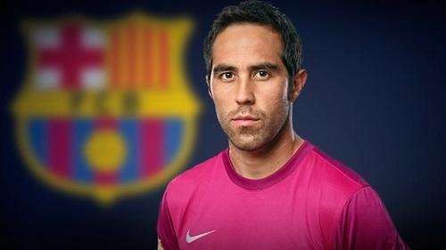 Bravo chính thức là người của Barca