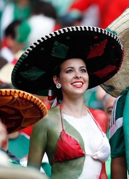 Bóng hồng Mexico.