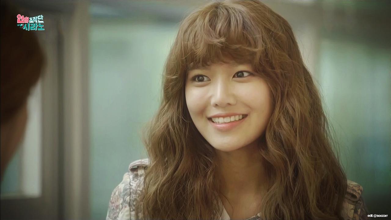 Sooyoung trong phim truyền hình Dating Agency: Cyrano