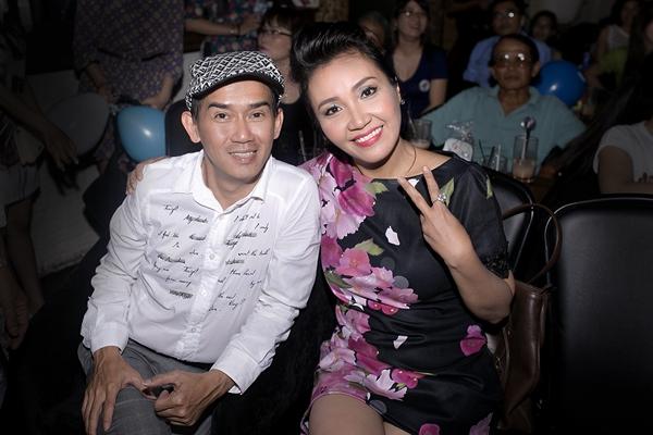 Ngân Quỳnh, Minh Thuận.