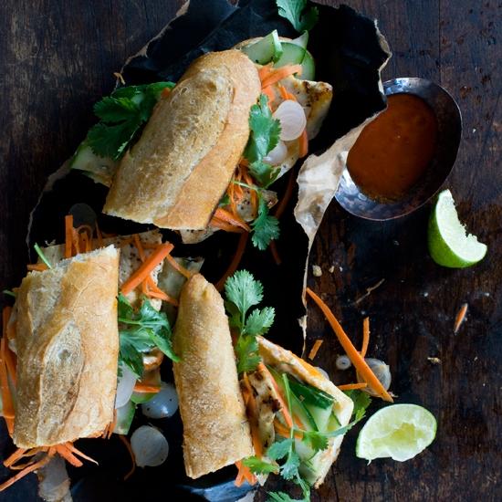 Cực ngon với những món ăn Đông Nam Á