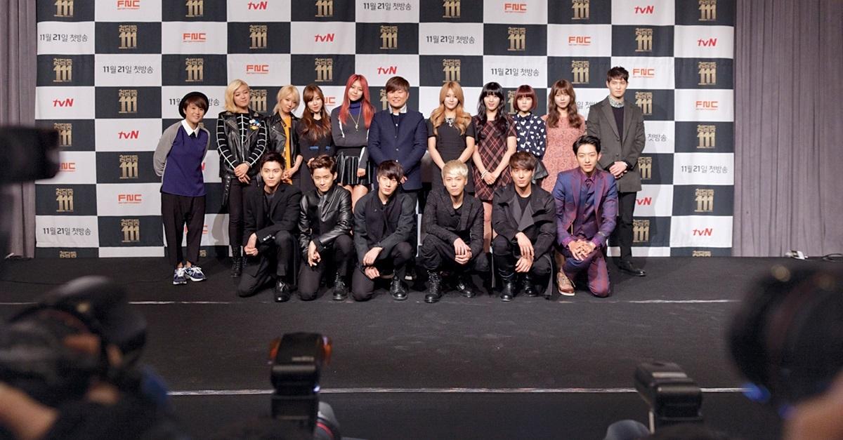 Cheongdamdong 111 tiết lộ hậu trường showbiz Hàn Quốc