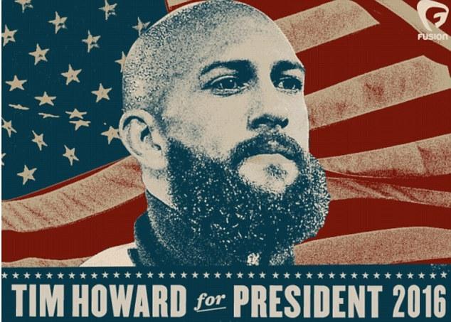 Tổng thống Howard vào năm 2016
