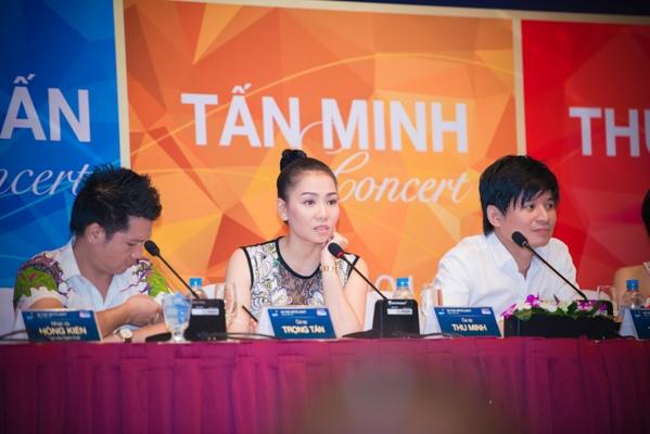 """Dự kiến đây sẽ là một concert đậm màu sắc và cá tính âm nhạc của Thu Minh khi cô đang đạt """"điểm rơi"""" phong độ ổn định nhất, đẳng cấp nhất và chín muồi nhất trong sự nghiệp ca hát."""