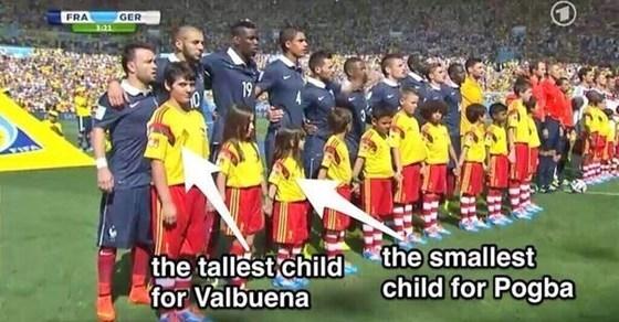 Bức ảnh cho rằng FIFA cố tình chơi khăm Valbuena - Ảnh:Twitter