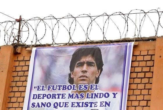 x Có Maradona và những câu nói nổi tiếng của anh - Ảnh: Reuters
