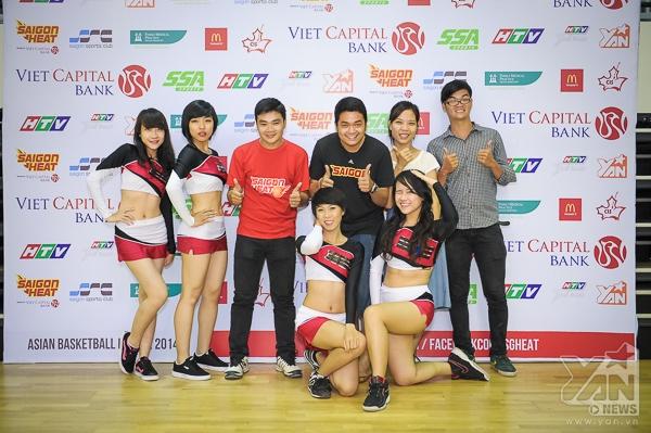 Saigon Heat đã trở lại, lợi hại hơn xưa!