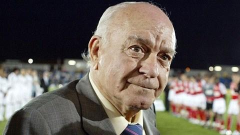 Alfredo Di Stefano ra đi chỉ 3 ngày sau sinh nhật lần thứ 88